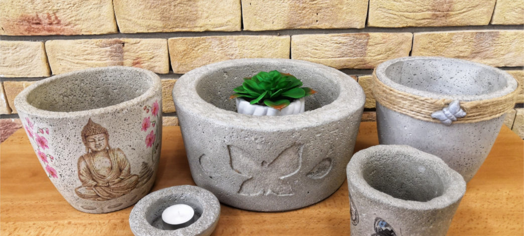 Výroba betonových výrobků